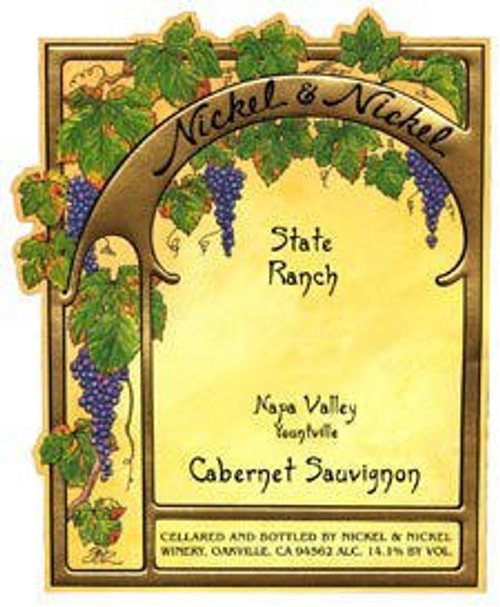 Nickel & Nickel State Ranch Yountville Cabernet