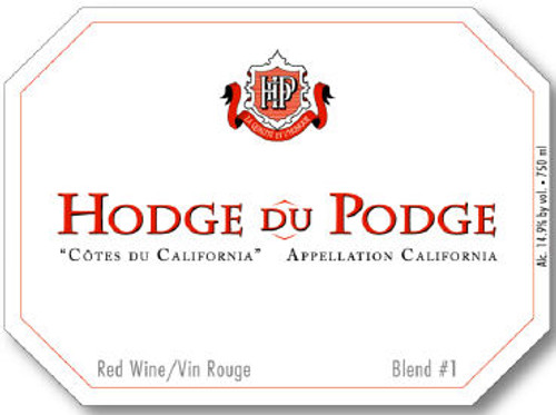 Fess Parker Hodge Du Podge California Rhone Blend No. 2