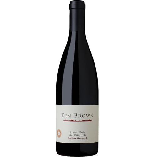 Ken Brown Radian Vineyard Sta. Rita Hills Pinot Noir