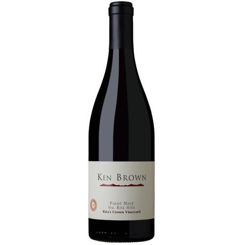 Ken Brown Rita's Crown Vineyard Pinot Noir