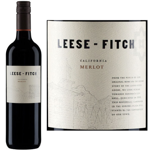 Leese-Fitch California Merlot