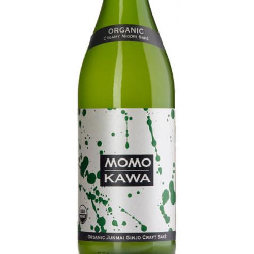 Momokawa Organic Nigori Junmai Ginjo Sake