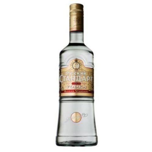 Russian Standard Gold Vodka 750ML