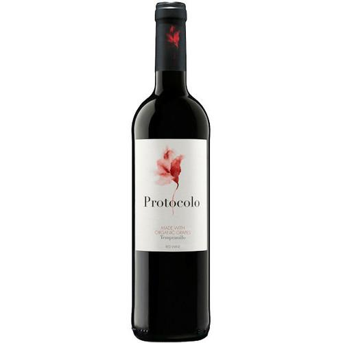 Dominio de Eguren Protocolo Vino de la Tierra de Castilla Tempranillo