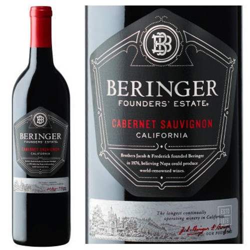 Beringer Founders' Estate California Cabernet