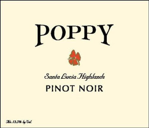 Poppy Santa Lucia Highlands Pinot Noir