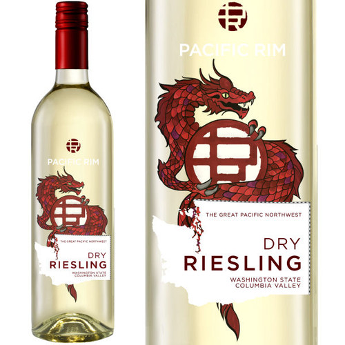 Pacific Rim Columbia Valley Dry Riesling