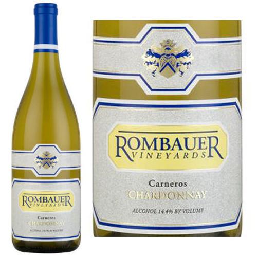 Rombauer Carneros Chardonnay 375ml