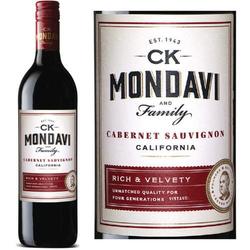 CK Mondavi California Cabernet