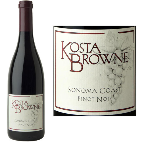 Kosta Browne Sonoma Coast Pinot Noir