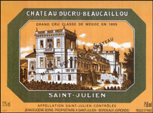 Chateau Ducru Beaucaillou St. Julien