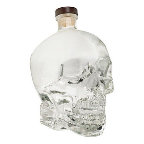 Crystal Head Pure Spirit (by Dan Aykroyd) New Foundland Vodka 1.75L