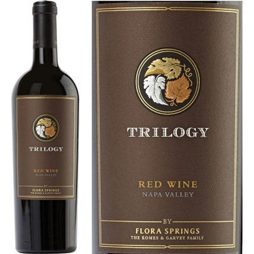 Flora Springs Trilogy Napa Red Wine