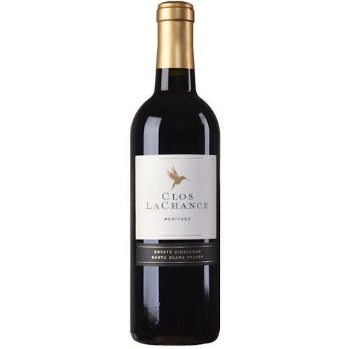 Clos LaChance Estate Vineyards Santa Clara Meritage
