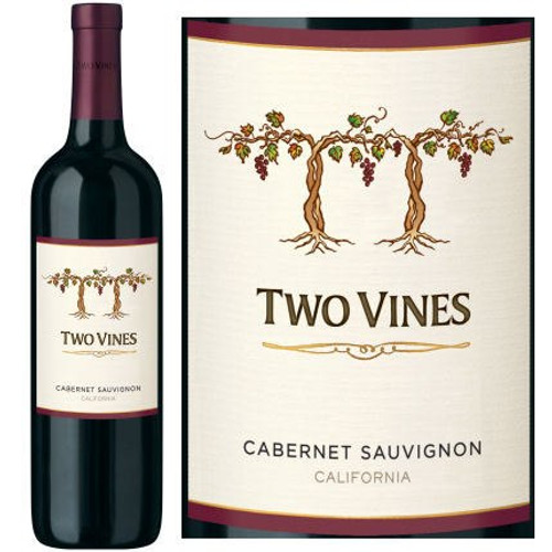 Columbia Crest Two Vines California Cabernet
