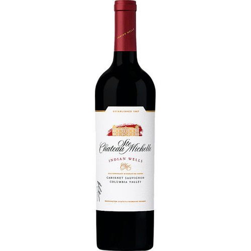 Chateau Ste. Michelle Columbia Valley Indian Wells Cabernet Washington