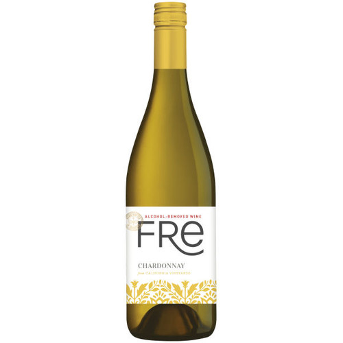 Sutter Home Fre Alcohol Removed California Chardonnay