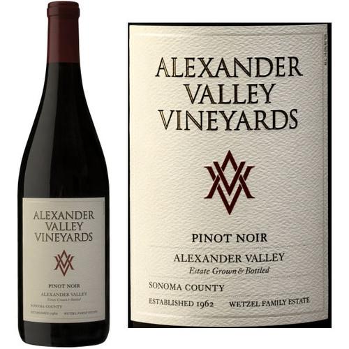 Alexander Valley Vineyards Wetzel Family Estate Pinot Noir