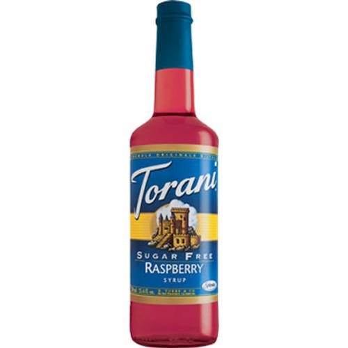 Torani Sugar Free Raspberry Syrup 750ml