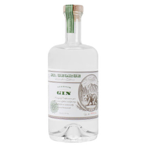 St George Terroir Gin 750ml