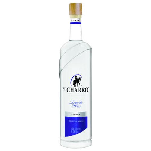El Charro Silver Tequila 750ml