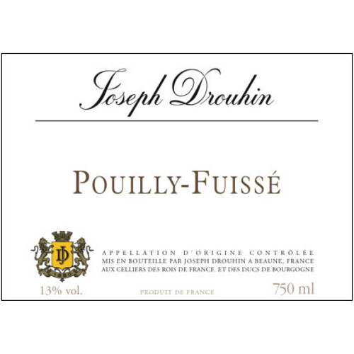Joseph Drouhin Pouilly-Fuisse