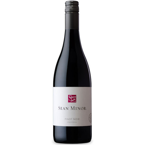 Sean Minor Four Bears California Pinot Noir