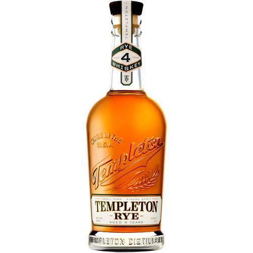 Templeton 4 Year Old Rye Whiskey 750ml