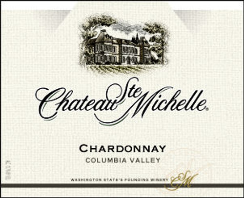 Chateau Ste. Michelle Columbia Washington Chardonnay
