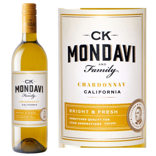 CK Mondavi California Chardonnay