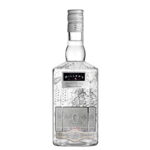 Martin Miller's Westbourne Strength London Dry Gin 750ml