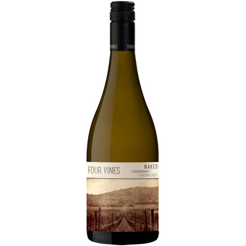 Four Vines Naked Central Coast Chardonnay