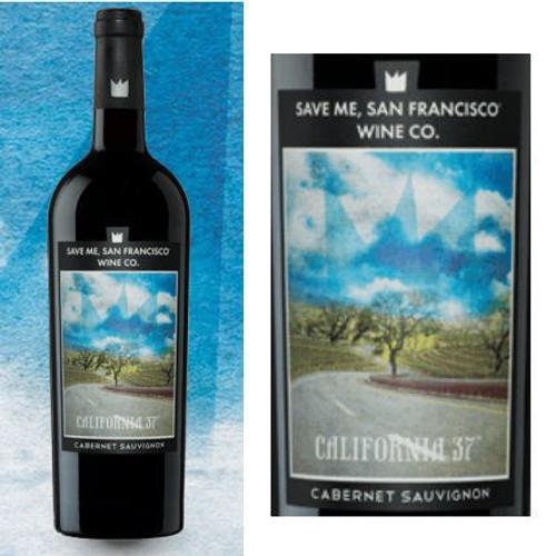 Save Me San Francisco California 37 Cabernet