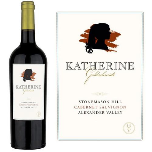 Goldschmidt Katherine Stonemason Hill Vineyard Alexander Cabernet