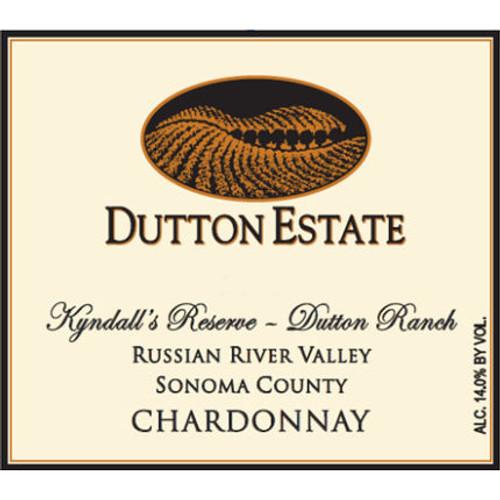 Dutton Estate Kyndall's Reserve Russian River Chardonnay