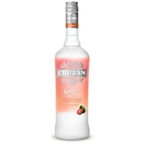Cruzan Guava Rum 750ml