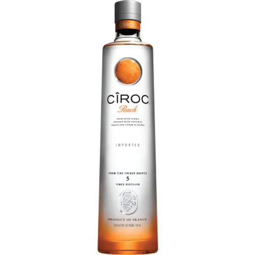 Ciroc Peach Vodka 750ml