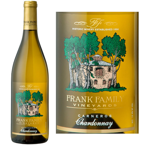 Frank Family Vineyards Carneros Chardonnay