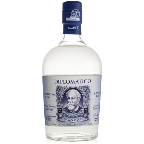 Diplomatico Planas Blanco Extra Anejo Venezuelan Rum 750ml