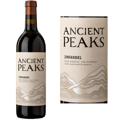 Ancient Peaks Santa Margarita Ranch Paso Robles Zinfandel