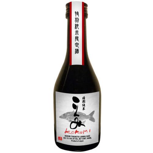 Kokumi Tokubetsu Junmai Sake 300ML