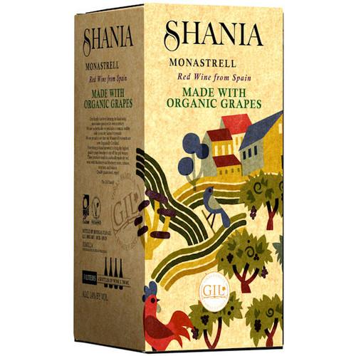 Shania Monastrell Bag in a Box 3L