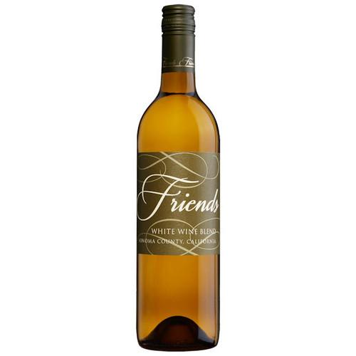 Pedroncelli Friends Sonoma White Wine
