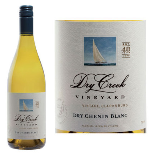 Dry Creek Vineyard Clarksburg Dry Chenin Blanc