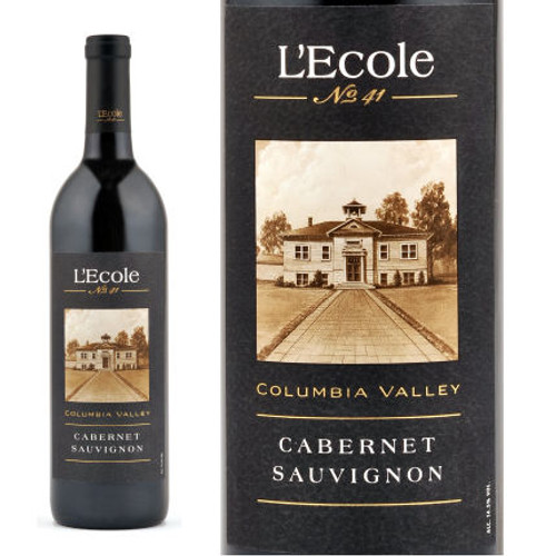 L'Ecole No. 41 Columbia Valley Cabernet Washington