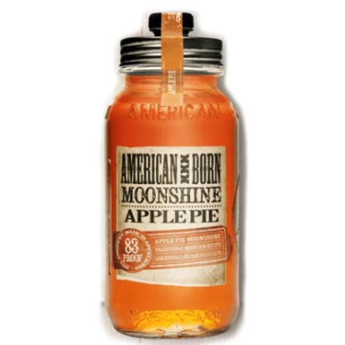 American Born Apple Pie Moonshine 750ml