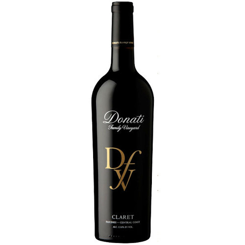 Donati Family Vineyard Paicines Central Coast Claret