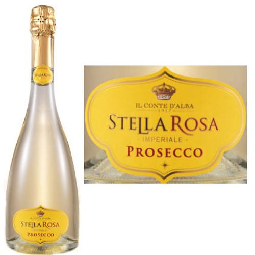 Il Conte d'Alba Stella Rosa Imperiale Prosecco DOC NV