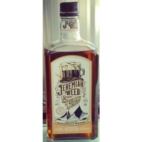 Jeremiah Weed Sarsaparilla Whiskey 750ml