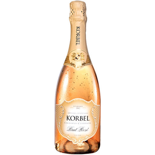 Korbel California Brut Rose NV
